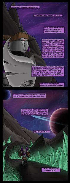 Megatron: Exile pt 5 END by EnvySkort on deviantART