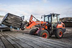 Kubota Tractor Corporation - Construction Equipment | R630