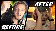 PewDiePie - MY WORST JUMPSCARE! - Affected (Oculus Rift Horror) - The Asylum. WATCH POODS AT 8:15 OMG XD