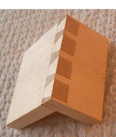 Wood Joinery Techniques - Mission Furniture