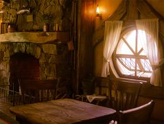 The Green Dragon Tavern, Hobbiton, New Zealand
