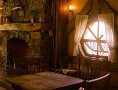 The Green Dragon Tavern, Hobbiton, New Zealand
