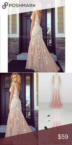 🎉2X HP🎉2/10 Available for preorders Stunning Statement Brand New Boutique Quality Color is pale pink. Many sizes Available. Please comment for additional information 💯 Dresses