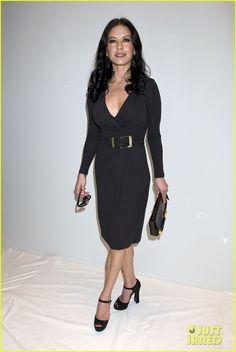Olivia Munn & Camilla Belle: Michael Kors Show at NYFW!