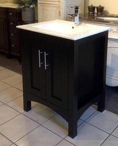Custom Bathroom Vanities York Region toscana 30 inch white vanity (2) | bathroom | pinterest | bathroom