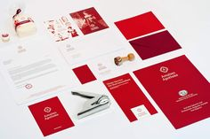 AMALIEN APOTHEKE / Erscheinungsbild und Packaging / #Amalie #Corporate #Design #Geschäftsausstattung #Collage / by Zeichen & Wunder, München