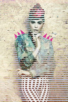 Fashion Collage – Photographer – Mariana Quevedo
