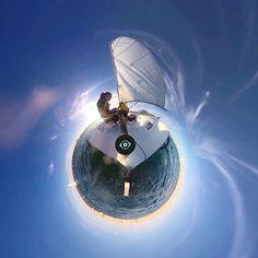An awesome Virtual Reality pic! Vela en #360grados  #vela #360 #360degrees #realidadvirtual #vrx360 #vrx #bluesky #valencia #sea #mar #deporte #sport #gopro #oculus #oculusrift #virtualreality #360degree #awesome #cool #boat #virtual #esfera #barco #nautico #nautical #vr #googlecardboard #photosphere #reyesmagos by vrx360 check us out: http://bit.ly/1KyLetq