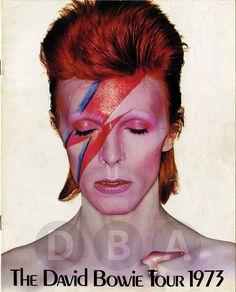 1973_uk_tour_prog_cvr_1000h - David Bowie Photos