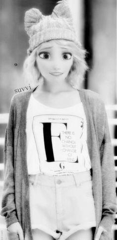 Elsa age 17 she loves to dress old fashion