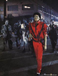 micahel jackson thriller | Michael Jackson Cuz this is Thriller..
