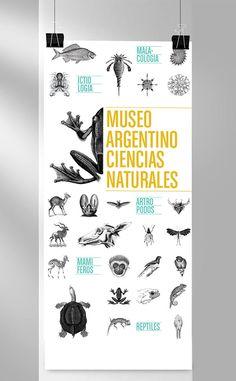 Museo Argentino de Ciencias Naturales on Branding Served