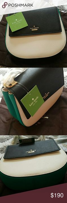 Brand new with tags and dust bag kate spade bag camron street byrdie kate spade Bags Crossbody Bags