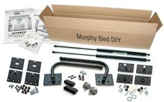 complete murphy bed diy kit