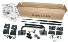 complete murphy bed diy kit