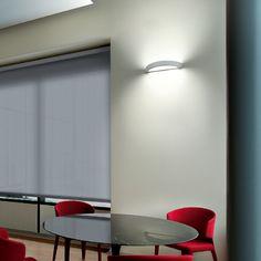 OSLO - Single/double emission wall spotlight, ideal for the lighting of entrances, arcades, buildings and columns. #LED #light_e_design #design #illumination #lamp #lightdesign #lighting #lamp #pendant #iluminacion #decor #office #decoracion #lampara