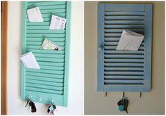 Un DIY para colgar las llaves | Decorar tu casa es facilisimo.com