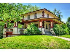1916 Prairie - Des Moines, Iowa - $75,000 - Old House Dreams