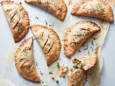 We've taken everything there is to love about chicken potpies and made them into portable hand pies. Our version hits all the flaky, crea...