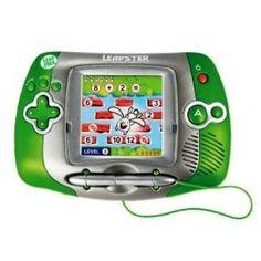 http://goo.gl/h1POK. LeapFrog® Leapster® Learning Game System - Green