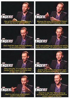 Oh Chris!