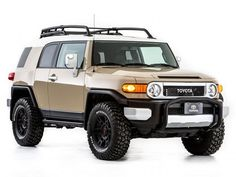 2015 Toyota FJ Cruiser Ultimate Edition Concept..okay, I could trade my mom van for this!