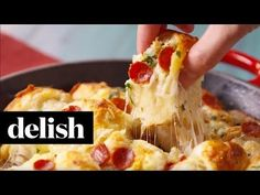 Cooking Pizza Knots — Pizza Knots Recipe How To Video