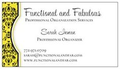 Did you know Vistaprint has Premium Business Cards? Check mine out! Create anything from Business cards to birthday party invites at Vistaprint.com.