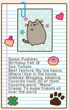 This is a pusheen account so love on or dis off Chat Kawaii, Anime Kawaii, Kawaii Art, Gato Pusheen, Pusheen Love, Kawaii Wallpaper, Wallpaper Iphone Cute, Cute Wallpapers, Cute Kawaii Drawings