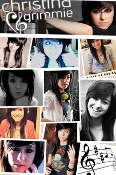 Christina Grimmie, she is so beautiful N soooo talented. I love all the songs she covered.  Did such an amazing job!