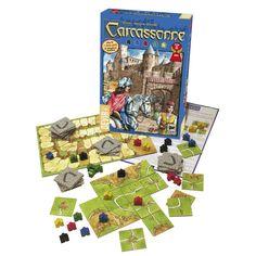 Devir - Carcassonne, juego de mesa: Amazon.es: Juguetes y juegos Monopoly, Games, Card Games, Board Games, Role Play, Toys, Mesas, Historia, Gaming