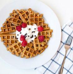 Pumpkin Protein Kodiak Waffles