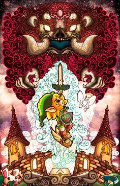 Screw the Legend of Zelda it should be the Legend of Link