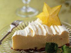 Sitruunainen juustokakku No Bake Desserts, Margarita, Cheesecake, Baking, Sweet, Food, Kitchen, Candy, Cooking
