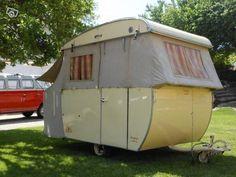 Dethleffs Camper Shed, Outdoor Structures, Gidget Teardrop Camper, Camper Trailers, Sheds, Tool Storage, Barn