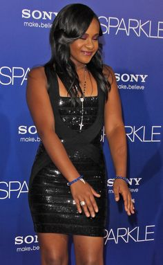 File Photo – Bobbi Kristina Brown, the daughter of the late singer Whitney Houston, was found unresponsive in a bathtub in her Georgia home