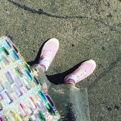 Vans spotted on the NYFW streets - Anahita Moussavian