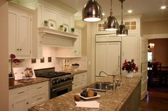 Danenberg Design Palo Alto Kitchen Renovation traditional kitchen