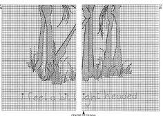 graficos infantiles punto de cruz (pág. 2) | Aprender manualidades es facilisimo.com
