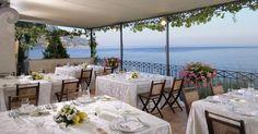I will be eating here!!  Hotel Marmorata - Ravello, Italy
