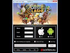 Castle Clash Cydia Hack Битва Замков MANA, GOLD, GEMS 9999999 - castle clash cheats