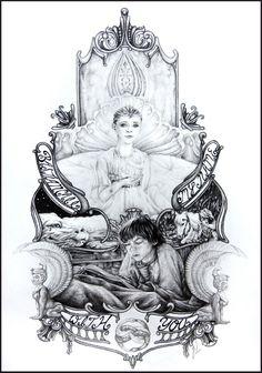 The Neverending Story - Nouveau by JenniferWeiler on DeviantArt