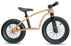 Woodworking For Kids 21 balance bikes to teach kids how to ride Wood Projects For Kids, Woodworking Projects For Kids, Kids Wood, Woodworking Tips, Mini Bici, Bici Retro, Balance Bicycle, Range Velo, Wood Bike