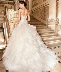 Linda Coleccion de Trajes de Novias 2015 de Demetrios Bride