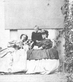 Helene, Elisabeth und Max Emmanuel