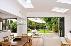BLOG POST: Getting the most light into your kitchen extension