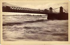 Suspension Bridge, Tower Bridge, Brooklyn Bridge, Golden Gate Bridge, Coast, Canada, Ottawa, Bridges, Travel