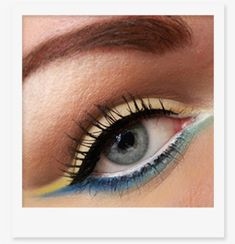 double-winged eye liner