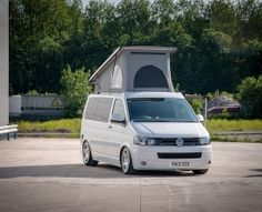 VW T51 On 3sdm Rimsstunning Looking Conversion