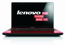 Lenovo Ideapad Z580 15.6-inch Laptop (Red) (Intel Core i5 3210M 2.5GHz, 8GB RAM, 750GB HDD, DVDRW, LAN, WLAN, Webcam, Integrated Graphics, Windows 7 Home Premium 64-Bit)